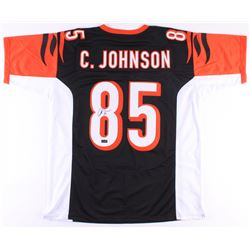 Chad Johnson Signed Bengals Jersey (Radtke COA)