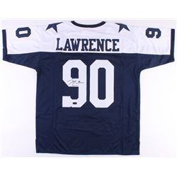 Demarcus Lawrence Signed Cowboys Jersey (Radtke COA)