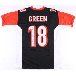 A.J. Green Signed Bengals Jersey (JSA COA)