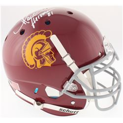 "Marcus Allen Signed USC Trojans Full-Size Authentic On-Field Helmet Inscribed ""Heisman 81"" (Radtke C"
