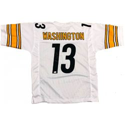 James Washington Signed Steelers Jersey (JSA COA)