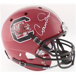 Connor Shaw Signed South Carolina Gamecocks Full-Size Helmet (Radtke COA)