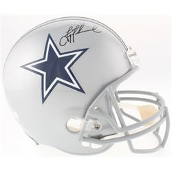Troy Aikman Signed Cowboys Full-Size Helmet (Radtke COA  Aikman Hologram)