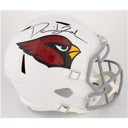David Johnson Signed Cardinals Full-Size Speed Helmet (JSA COA)