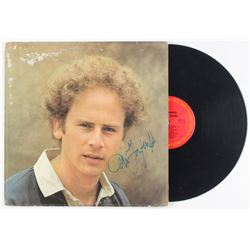 "Art Garfunkel Signed ""Angel Clare'"" Vinyl Record Album Cover (JSA COA)"