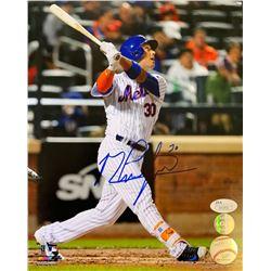 Michael Conforto Signed Mets 8x10 Photo (JSA COA)