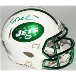 Sam Darnold Signed Jets Custom Matte White Speed Mini Helmet (Radtke COA)
