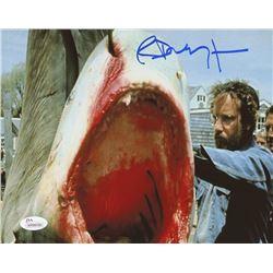 "Richard Dreyfuss Signed ""Jaws"" 8x10 Photo (JSA COA)"