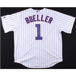 """Matthew Broderick Signed """"Ferris Bueller's Day Off"""" Cubs Jersey (Schwartz COA)"""