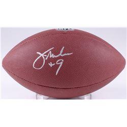 Jordan Howard Signed Official NFL Football (Schwartz COA)