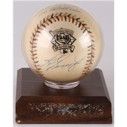 Ken Griffey Jr. Signed Pirates 1994 All-Star Game Logo Baseball (JSA COA)