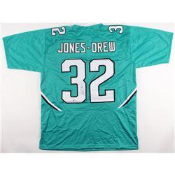 Maurice Jones-Drew Signed Jaguars Jersey (Beckett COA)