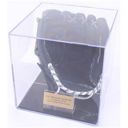 Cal Ripken Jr. Signed Rawlings Baseball Glove with Display Case (PSA COA)