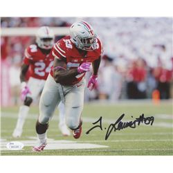 Tyquan Lewis Signed Ohio State Buckeyes 8x10 Photo (JSA COA)