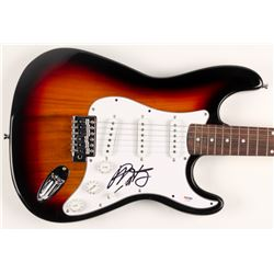 Rob Halford Signed Full-Size Electric Guitar (PSA COA)