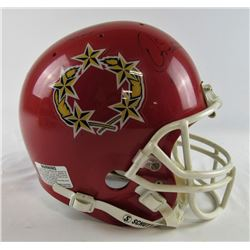 Herschel Walker and Doug Flutie Signed Generals Full-Size Authentic On-Field Helmet (Steiner Hologra