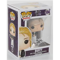 "Sarah Michelle Gellar Signed ""Buffy The Vampire Slayer: 20 Years of Slaying"" #594 Buffy Funko Pop! V"