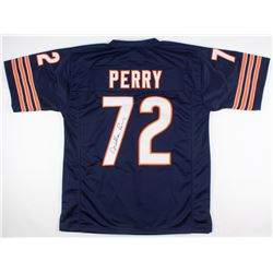 William Perry Signed Bears Jersey (JSA COA)