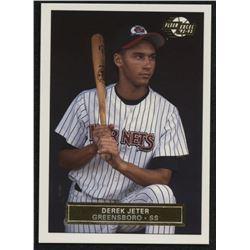 1992-93 Excel #210 Derek Jeter