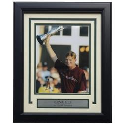 Ernie Els Signed 11x14 Custom Framed Photo Display (Fanatics)