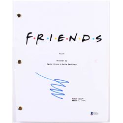 "Matthew Perry Signed ""Friends: Pilot Episode"" Full Movie Script (Beckett COA)"