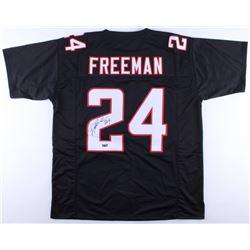 Devonta Freeman Signed Falcons Jersey (Radtke COA)