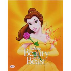 """Paige O'Hara Signed """"Beauty and the Beast"""" 11x14 Photo Inscribed """"Belle"""" (Beckett COA)"""