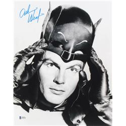Adam West Signed  Batman  11x14 Photo (Beckett COA)