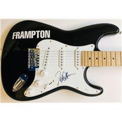 Peter Frampton Signed Electric Guitar (JSA COA)