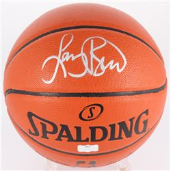 Larry Bird Signed Basketball (Radtke COA)