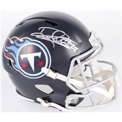 Derrick Henry Signed Titans Full-Size Speed Helmet (Radtke COA)