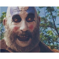 "Sid Haig Signed ""House of 1000 Corpses"" 8x10 Photo (Legends COA)"