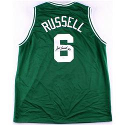 Bill Russell Signed Celtics Jersey (JSA COA)
