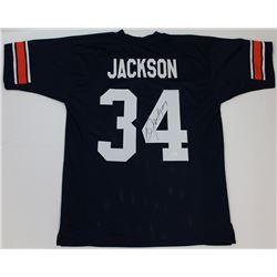 Bo Jackson Signed Auburn Tigers Jersey (JSA COA)