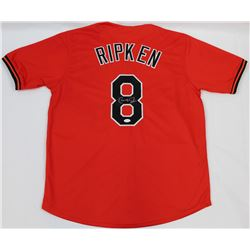 Carl Ripken Jr. Signed Orioles Jersey (JSA COA)