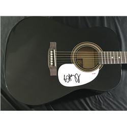 Brett Young Signed Full-Size Rogue Dreadnought Acoustic Guitar (PSA COA)