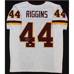 John Riggins Signed Redskins Jersey (JSA COA)
