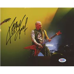 Kerry King Signed Slayer 8x10 Photo (PSA COA)