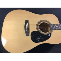 Florida Georgia Line Signed Full-Size Rogue Dreadnought Acoustic Guitar (Beckett COA)