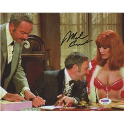 "Mel Brooks Signed ""Blazing Saddles"" 8x10 Photo (PSA COA)"