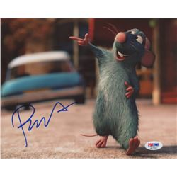 "Patton Oswalt Signed ""Ratatouille"" 8x10 Photo (PSA COA)"