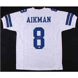 Troy Aikman Signed Cowboys Jersey (JSA COA)