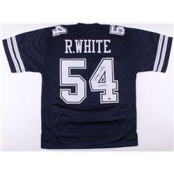 "Randy White Signed Cowboys Jersey Inscribed ""HOF 94"" (Schwartz COA)"