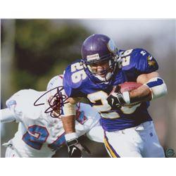 Robert Smith Signed Vikings 8x10 Photo (Smith Hologram)