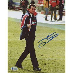 "Mike Ditka Signed Bears ""Bird Flip"" 8x10 Photo (Beckett COA)"