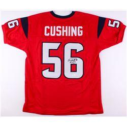 Brian Cushing Signed Texans Jersey (JSA COA)