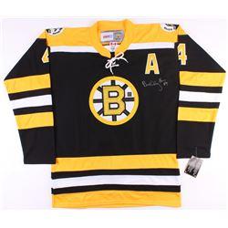 Bobby Orr Signed Bruins Captain Jersey (Orr COA)