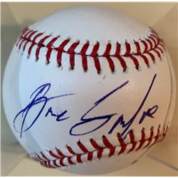 Bruce Springsteen Signed OML Baseball (PSA COA)