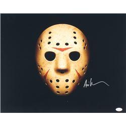 """Ari Lehman Signed """"Friday the 13th"""" 16x20 Photo (JSA COA)"""