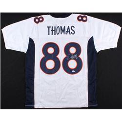Demaryius Thomas Signed Broncos Jersey (PSA COA)